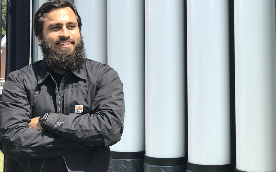 Meet Jahn Khan, Owner of Team Legion